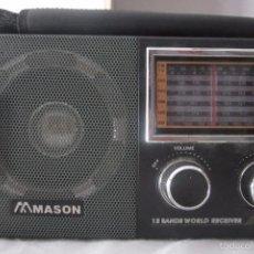 Radios antiguas: RADIO MASON. Lote 55789818