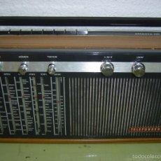 Radios antiguas: RADIO TELEFUNKEN ATLANTA 101. Lote 55861319
