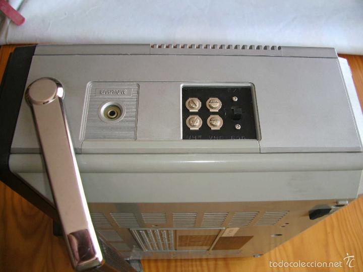 Radios antiguas: Transistor TV & FM/AM 2-Band Radio 5TV-67 r - Foto 4 - 56005550