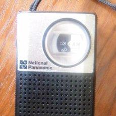 Radios antiguas: RADIO TRANSISTOR NATIONAL PANASONIC R-1018 R1018. Lote 55883431