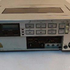Radios antiguas: VIDEO REPRODUCTOR GRABADOR VHS PORTÁTIL V316. DESCONOZCO LA MARCA Y SI FUNCIONA. HECHO EN JAPÓN. Lote 56170987