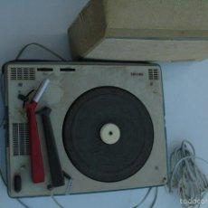 Radios antiguas: TOCADISCOS PHILIPS DAYMOND. Lote 56187408