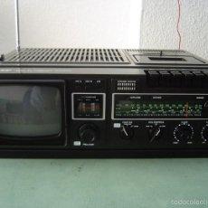 Radios antiguas: RADIO TELEVISOR Y CASSETTE ISP. Lote 56556343