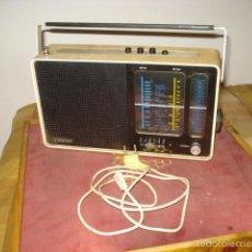 Radios antiguas: ANTIGUA RADIO INTER EUROMODUL 162 FUNCIONA. Lote 56600088