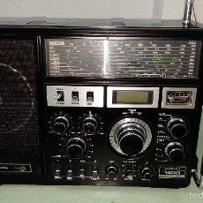 Radios antiguas: RADIO MULTIBANDAS GRUNDIG 1400. Lote 56632366