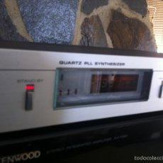 Radios antiguas: ROTEL SINTONIZADOR ROTEL RT-560. Lote 56943427