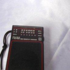 Radios antiguas: TRANSISTOR EXTEREO DE POCO USO. Lote 56978155