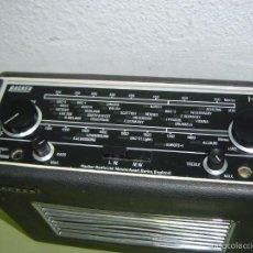 Radios antiguas: RADIO INGLESA HACKER HERALD MOD. RP35. Lote 56995674
