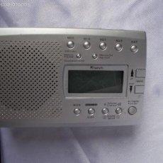 Radios antiguas: PEQUEÑO TRANSISTOR DIGITAL BENCH. Lote 56977934