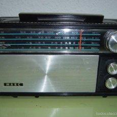 Radios antiguas: RADIO MARC MODELO NR 1510. Lote 57074986