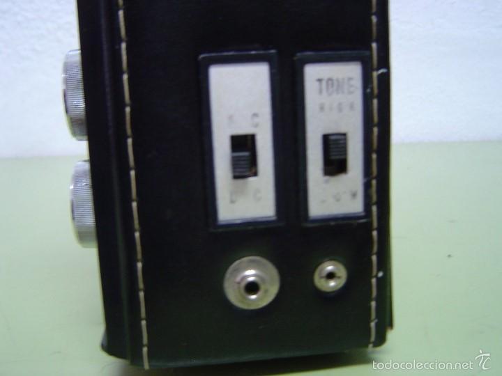 Radios antiguas: RADIO MARC MODELO NR 1510 - Foto 2 - 57074986