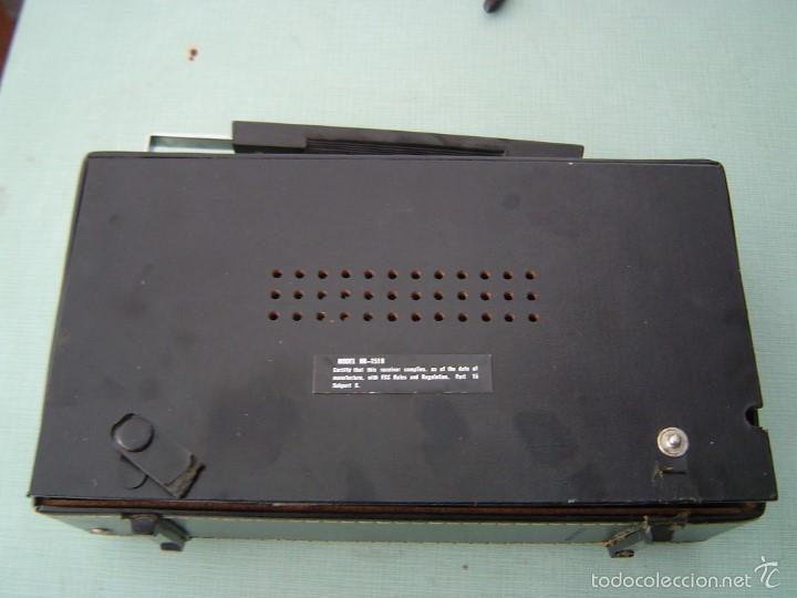 Radios antiguas: RADIO MARC MODELO NR 1510 - Foto 4 - 57074986