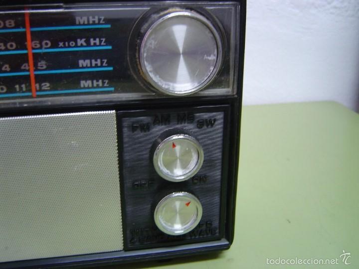 Radios antiguas: RADIO MARC MODELO NR 1510 - Foto 5 - 57074986