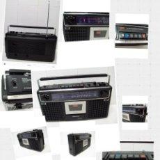 Radios antiguas: TRANSISTOR RADIO CASSETTE SANYO M 9902 K . Lote 57076396