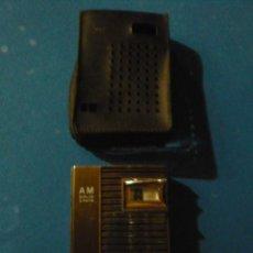 Radios antiguas: RADIO TRANSISTOR SHARP AM SOLID STATE . Lote 57095462
