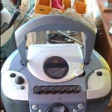 Radios antiguas: RADIO CD RADIO COMPACTO BRIGMTON. Lote 56897917