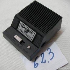 Radios antiguas: PICK UP SONOBOX . Lote 57141505