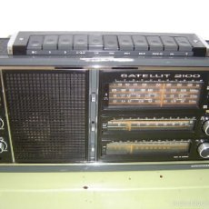 Radios antiguas: RADIO GRUNDIG SATELLIT 2100. Lote 57197526