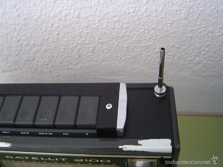 Radios antiguas: RADIO GRUNDIG SATELLIT 2100 - Foto 4 - 57197526