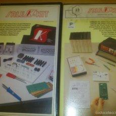 Radios antiguas: SALES KIT SERIE P 101/ P-103 PRACTICA ELECTRONICA - 1993. Lote 57209915
