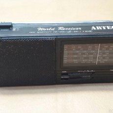 Radios antiguas: RADIO TRANSISTOR MULTI BANDA ARTECH. Lote 57287220
