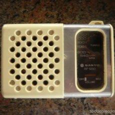 Radios antiguas: RADIO - SANYO RP 1250. Lote 57326628
