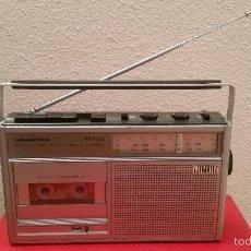 Radios antiguas: ANTIGUA RADIO TRANSISTOR VINTAGE CONTINENTAL EDISON RC 5085 CASSETTE. Lote 57381841