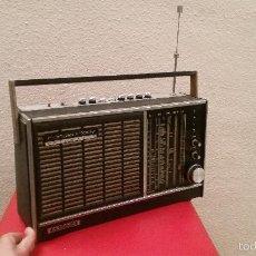 Radios antiguas: ANTIGUA BONITA RADIO TRANSISTOR GRUNDIG CONCERT AUTOMATIC BOY DECORATIVA ANTIGUO VINTAGE. Lote 57394968