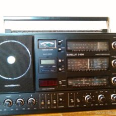 Radios antiguas: RADIO MULTIBANDAS GRUNDIG 3400. Lote 57492142