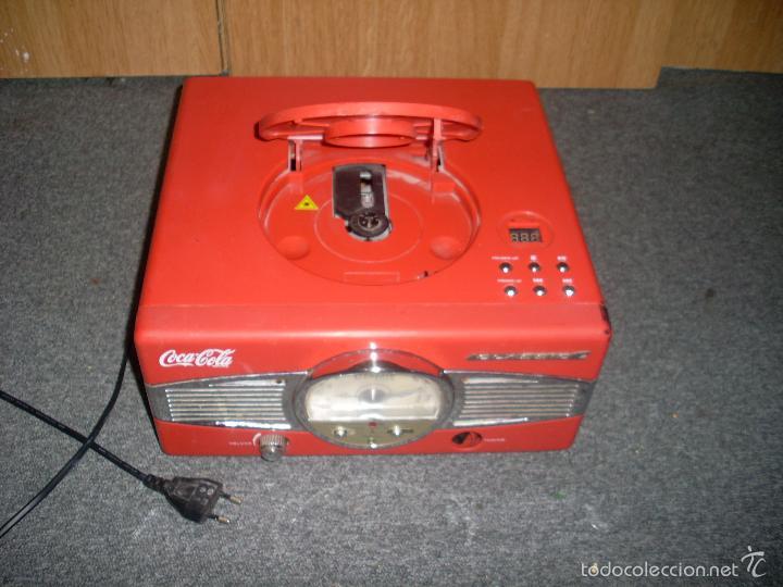 Radios antiguas: RADIO ANTIGUA COCA COLA - Foto 3 - 57589866