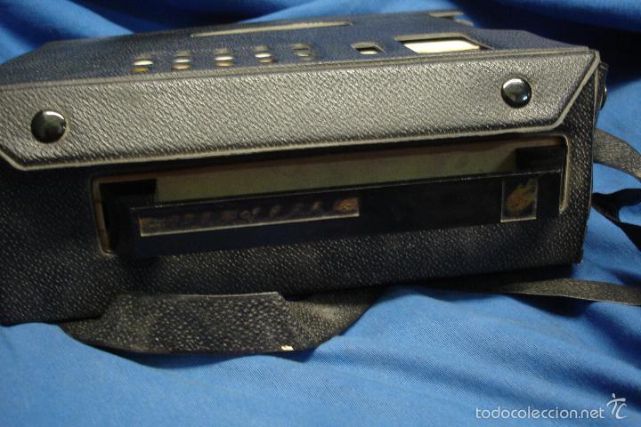 Radios antiguas: MAGNETÓFONO MARCA ELBE. 008 - REDUCIDO TAMAÑO - FUNCIONA - Foto 4 - 57609380