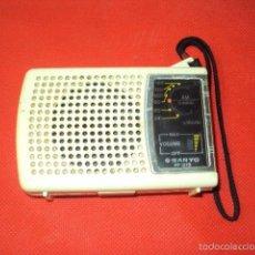 Radios antiguas: RADIO SANYO. Lote 57659699