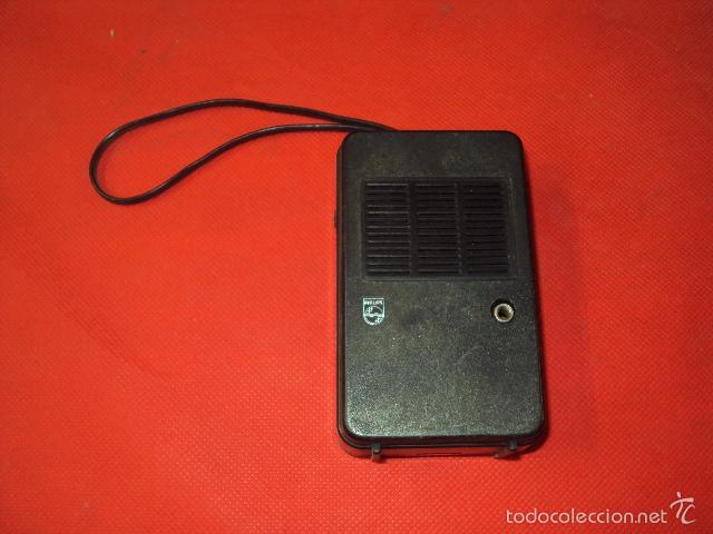 Radios antiguas: Radio Philips - Foto 2 - 57659786