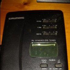 Radios antiguas: WALKMAN RADIO GRUNDIG BB285 AUTO REVERSE. Lote 57810168