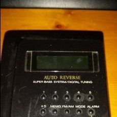 Radios antiguas: WALKMAN RADIO AKAI PM-R32 AUTO REVERSE. Lote 57810216