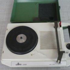 Radios antiguas: TOCADISCOS COSMO A 2030 A PILAS. Lote 57890367