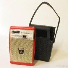 Radios Anciennes: RADIO WILCO 6 TRANSISTOR CON FUNDA. Lote 57929079