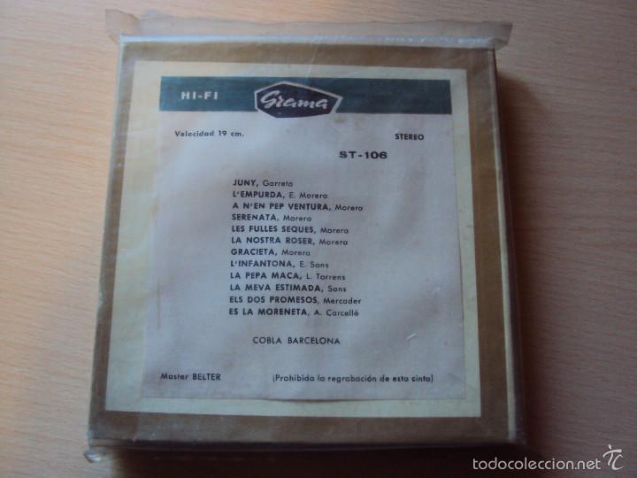 Radios antiguas: cinta 2 - Foto 2 - 57938135