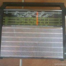 Radios antiguas: RADIO MULTIBANDAS SELENA UNION SOVIETICA. Lote 57977675