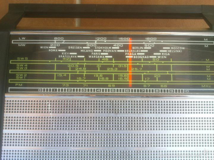 Radios antiguas: RADIO MULTIBANDAS SELENA UNION SOVIETICA - Foto 3 - 57977675