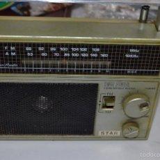 Radios antiguas: RADIO TRANSISTOR. Lote 58250871