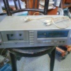 Radios antiguas: APARATO FHILIPS F6133 CASSETTE DECK. Lote 58345042