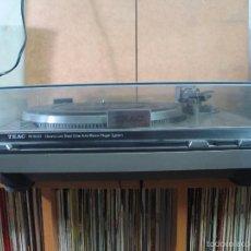 Radios antiguas: TOCADISCOS TEAC P-X500 (TRACCION DIRECTA) - QUARTZ LOCK DIRECT DRIVE AUTO RETURN PLAYER SYSTEM -1975. Lote 58479158