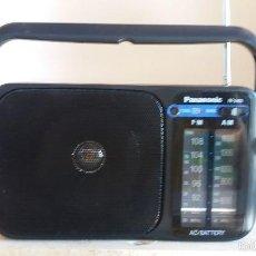 Radios antiguas: RADIO TRANSISTOR PANASONIC.. Lote 58489671