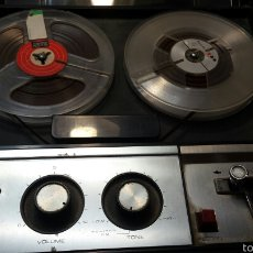 Radios antiguas: ANTIGUO GRABADOR DE CINTA MAGNÉTICA AÑOS 50. Lote 80914867