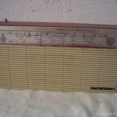 Radios antiguas: RADIO TRANSISTOR LAVIS 320 AM. Lote 69664179