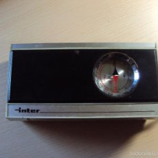 Radios antiguas: INTER. Lote 58538806