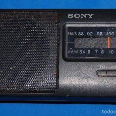 Radios antiguas: RADIO TRANSISTOR SONY. Lote 58572199