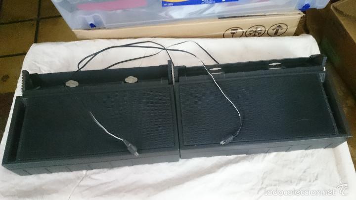 LOTE ALTAVOCES SONY (Radios, Gramófonos, Grabadoras y Otros - Transistores, Pick-ups y Otros)