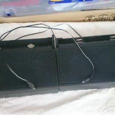 Radios antiguas: LOTE ALTAVOCES SONY. Lote 58590081